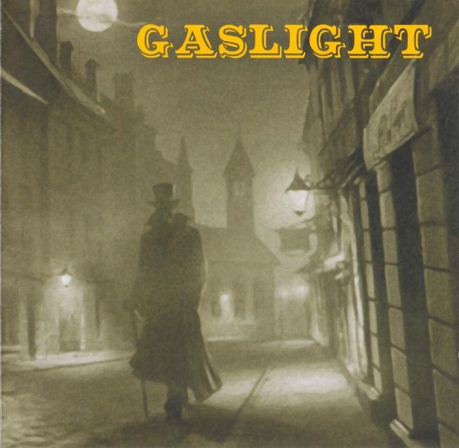 Gaslight - 1970 - Gaslight - Front