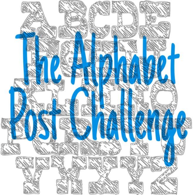 alphabet post challenge