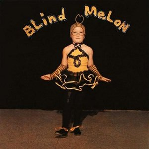 bee girl on blind melon album