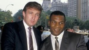 tyson and trump