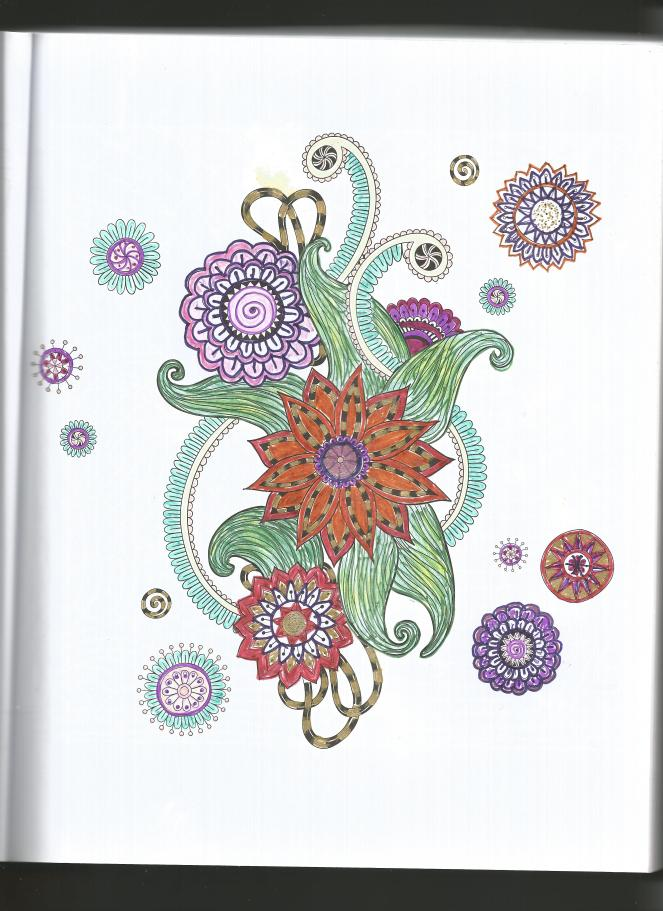 coloring january 2
