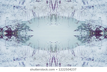 pond symmetry