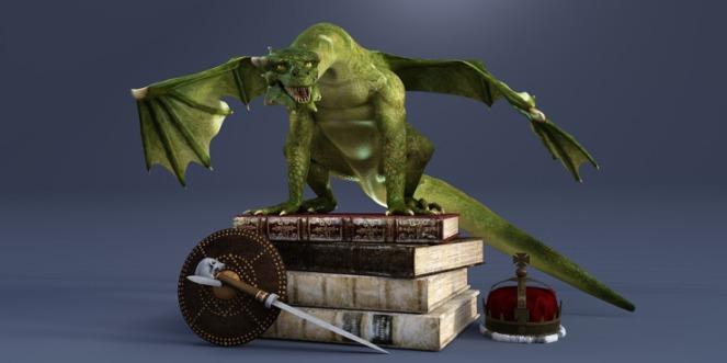 dragon-rory story