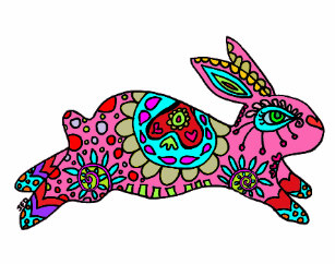 kaleidoscope rabbit