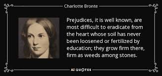 prejudices
