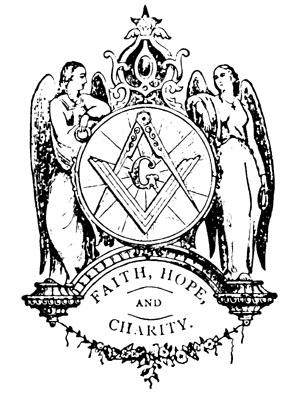 freemason goddess symbol