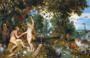 garden of eden Jan Bruegel
