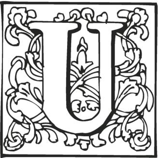 letter-u