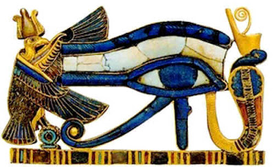 Nekhbet Wadjet Eye of Horus
