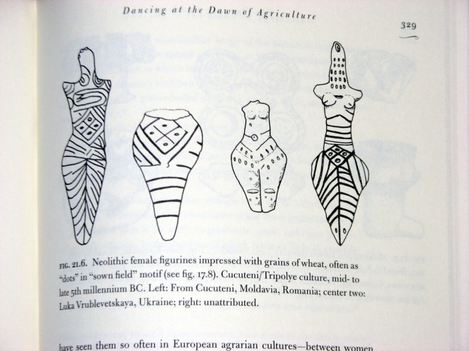 neolithic female figurines