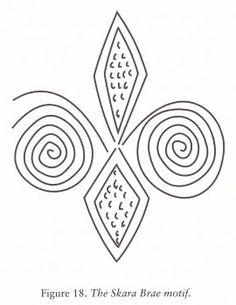 Skara Brae motif