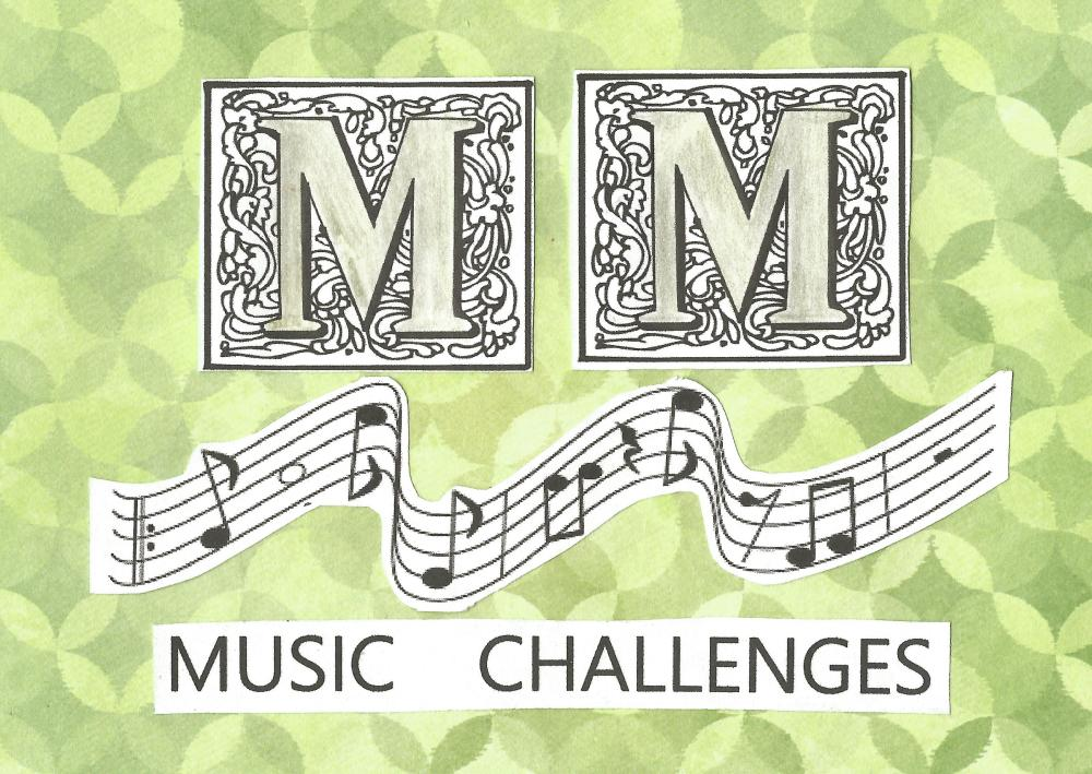 music challenges banner