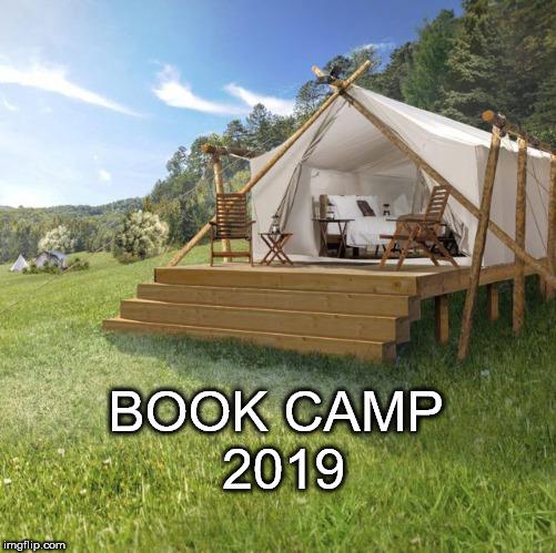 book camp 2019