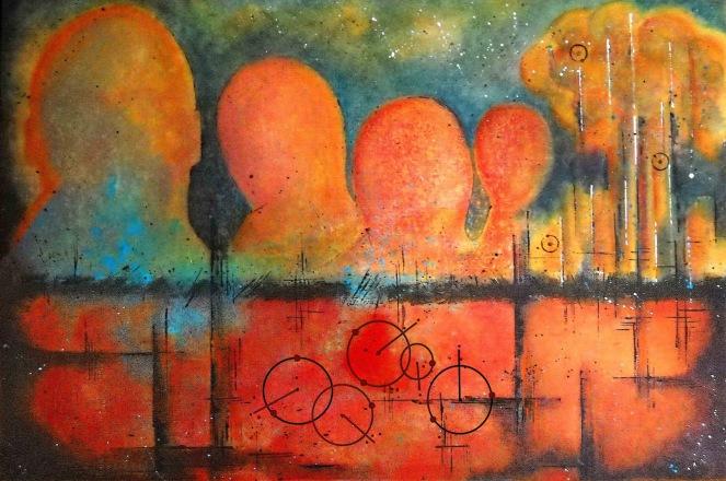 The Abstract Art of John L Payne