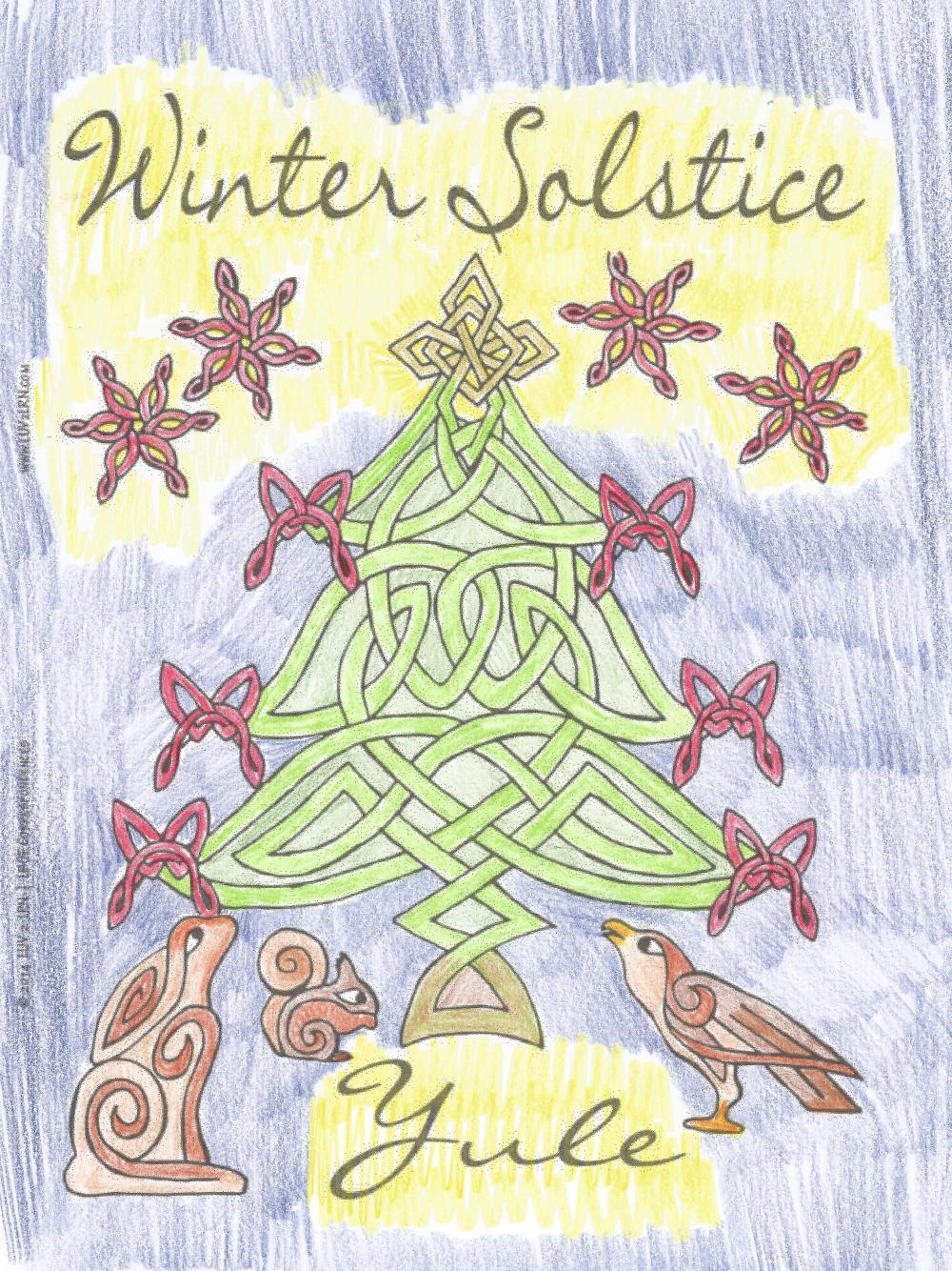 Dec 21 solstice
