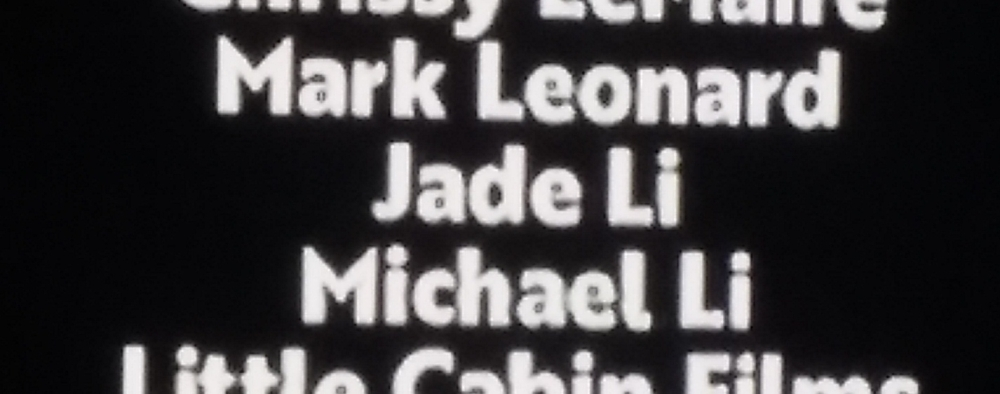 movie credits from ROUS