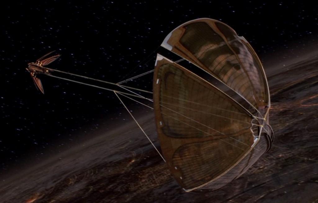 Solar-Sailer