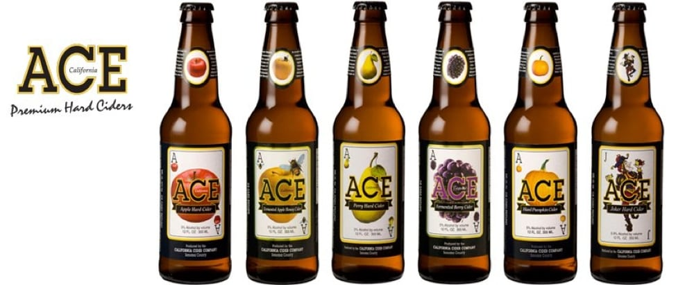 ACE Premium Craft Cider: Keep This Cider Up Your Sleeve