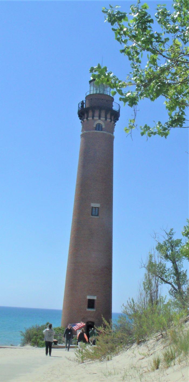 resized lighthouse lake mi by silver lake 060121