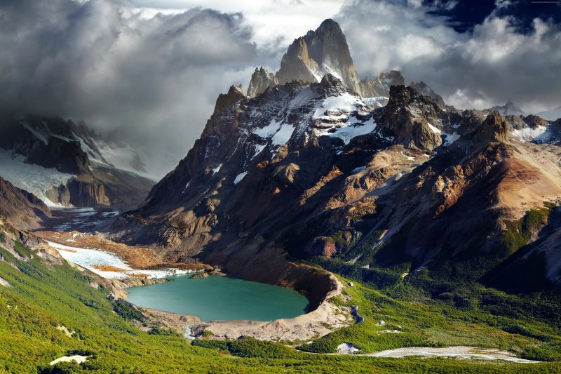 resized mountains of argentina