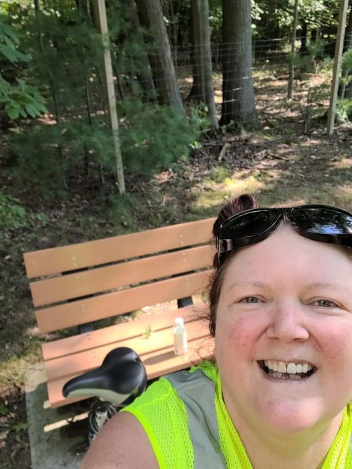 resized me on bear lake rd trail